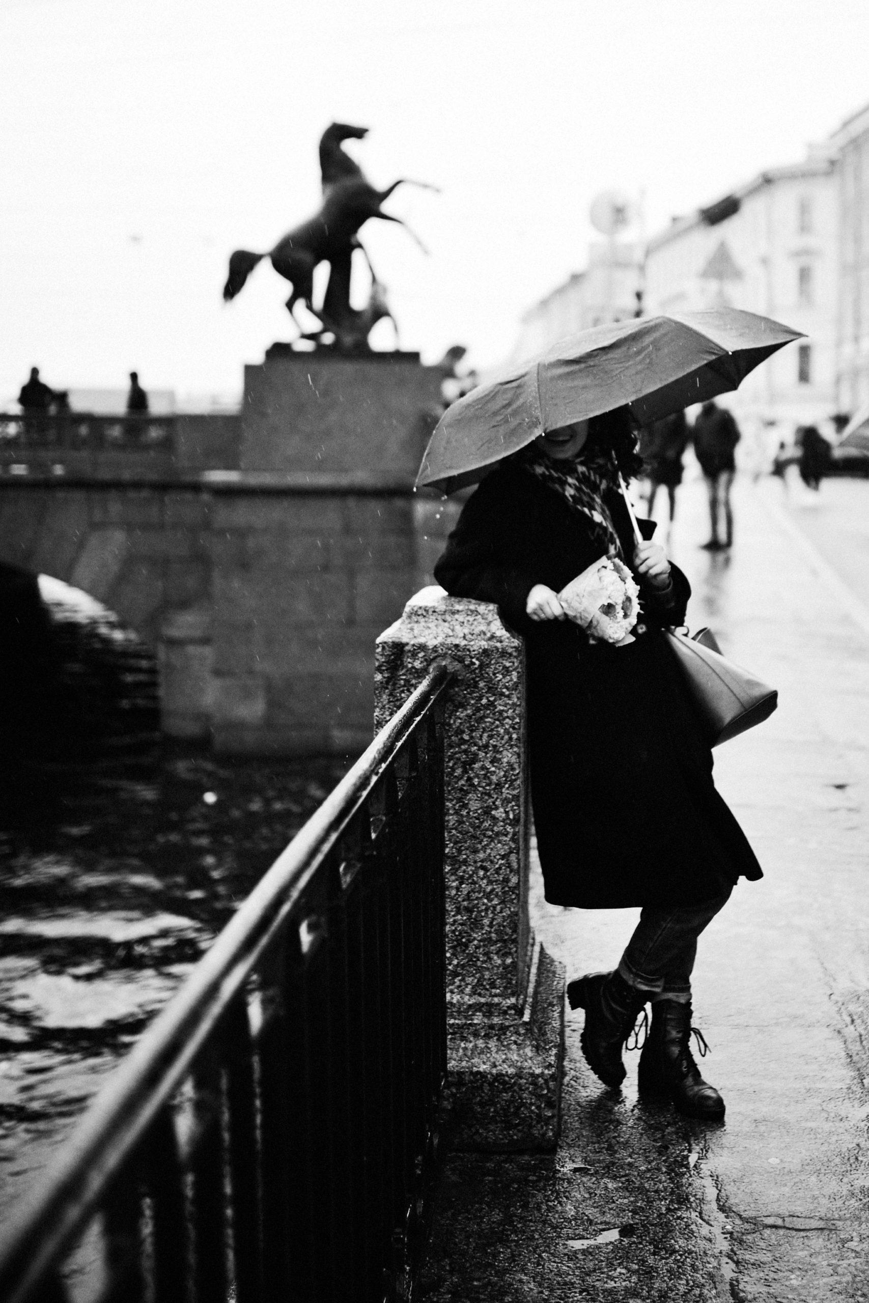Фото в историческом центре СПб